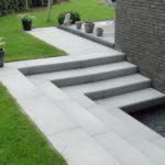 Buitentrap megatrappen-beton